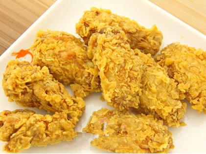 KFC油炸