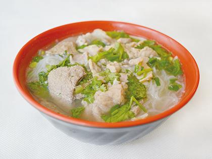 原味汤粉培训