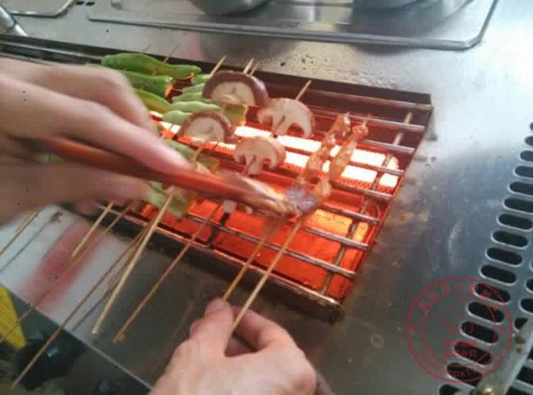 锡纸烧烤大全菜单图片